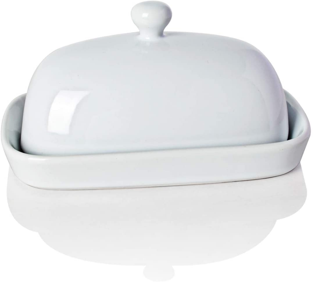 Sweejar Ceramics Butter Dish With Lid Keeper Butter Dishes Ceramic Butter Dish Butter Dish Dishes