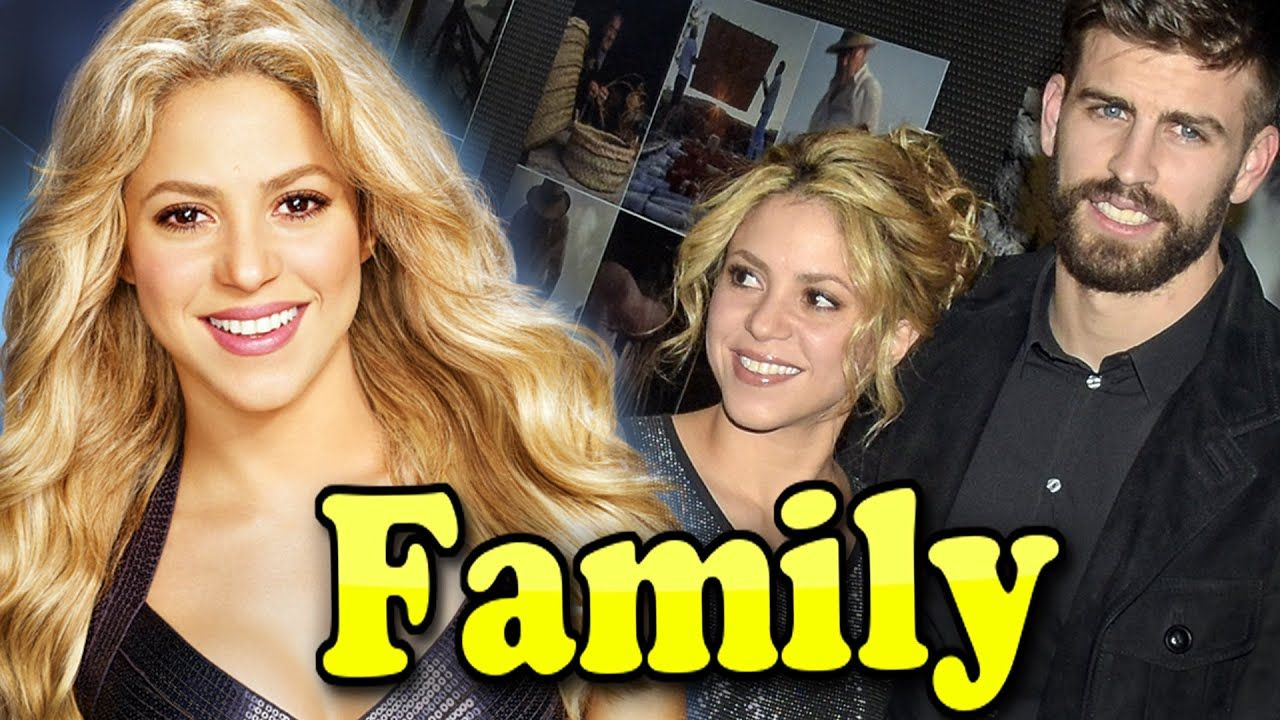 Shakira Family With Son and Boyfriend Gerard Pique 2020 in