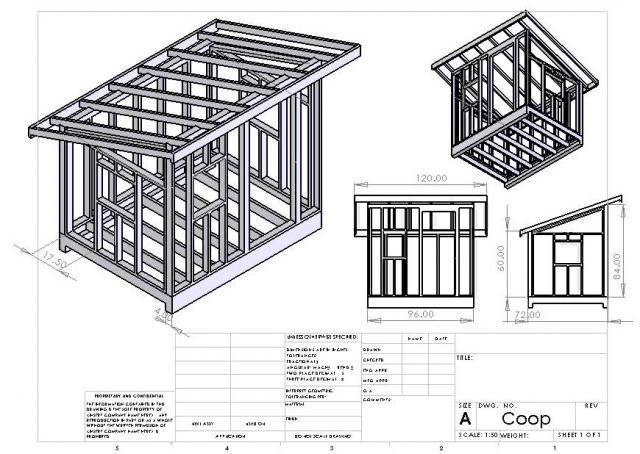 Flat Roof Shed Plans Shed Pinterest Play Houses