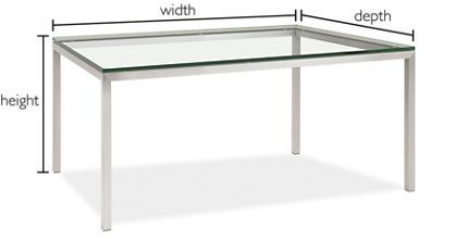 Portica table - custom