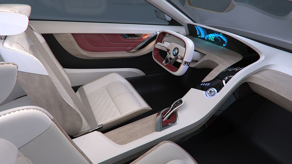 Bmw 1mi Concept Car On Behance 2020