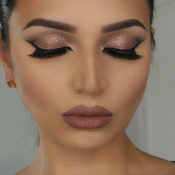 Maquillaje para novias de noche  – Maquillaje