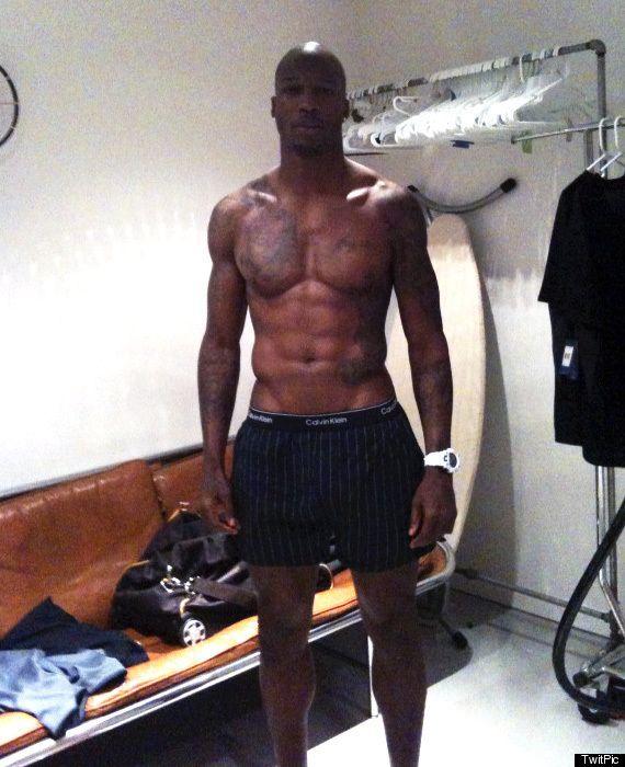 Chad ochocinco nude run