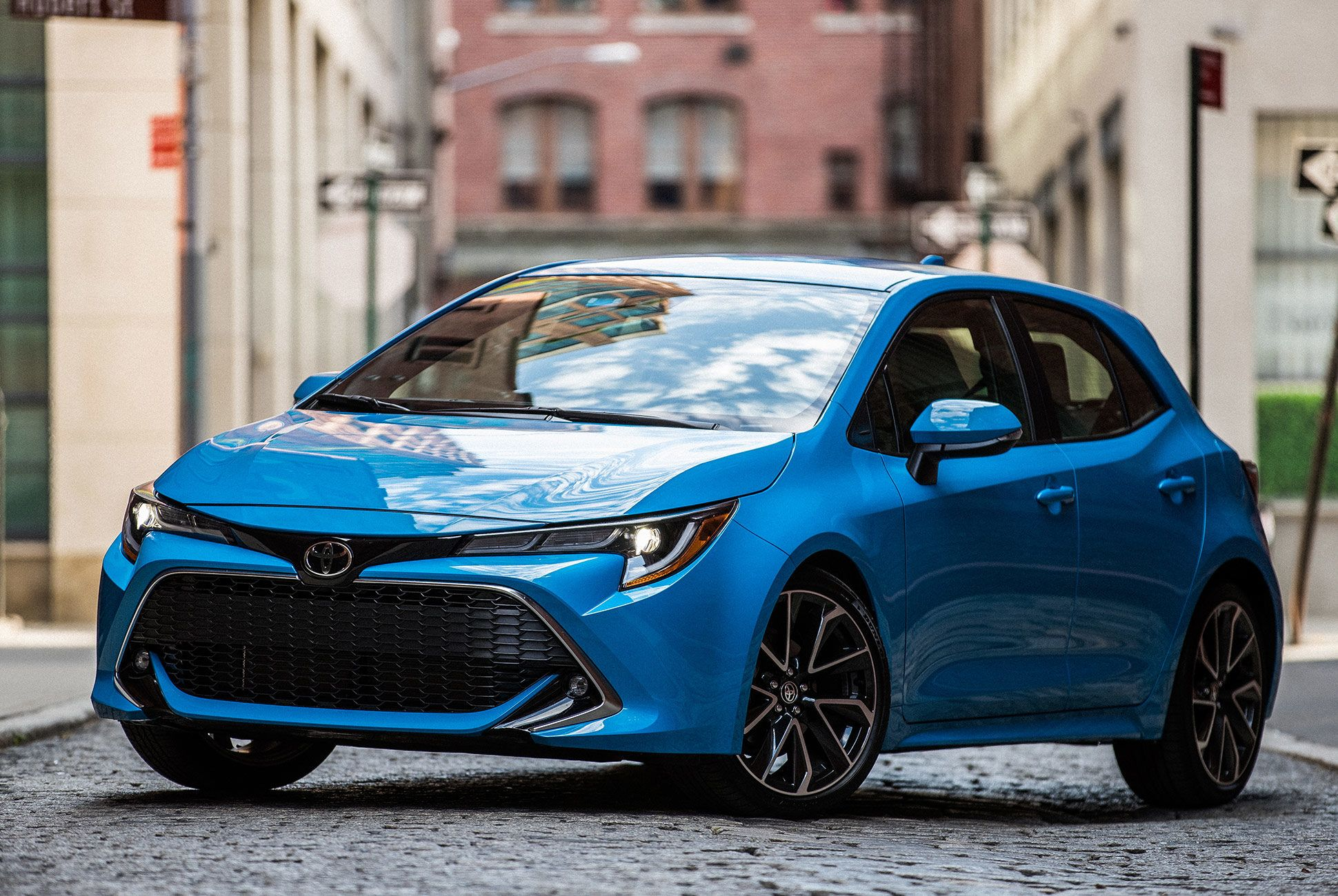 This Is The Most Important Car Toyota Has Built In The 21st Century Toyota Corolla Corolla Hatchback Corolla