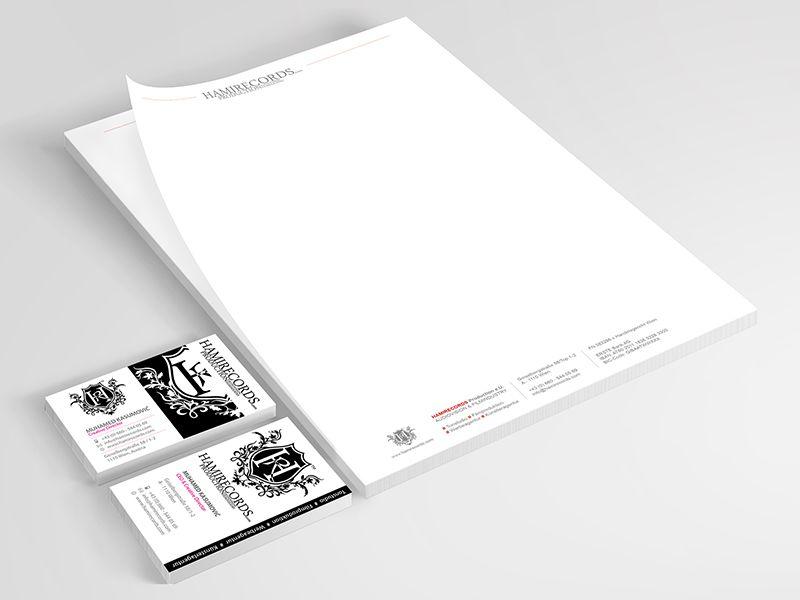 Charmant Construction Company Briefbogen Bilder - Bilder für das ...