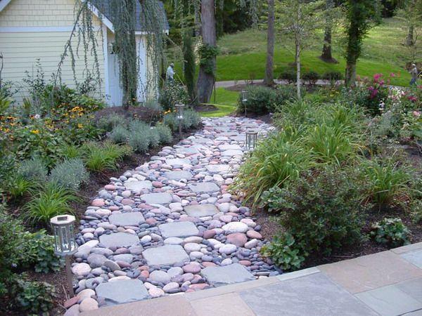 Más caminos para jardines Caminos, Jardín y Jardines