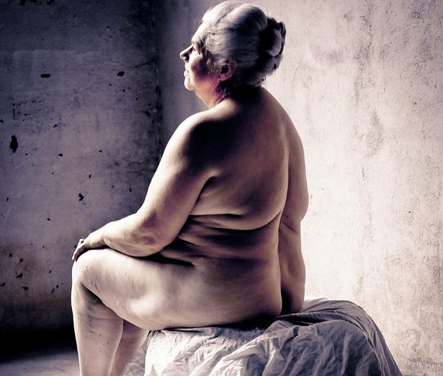 Old fat year women 70