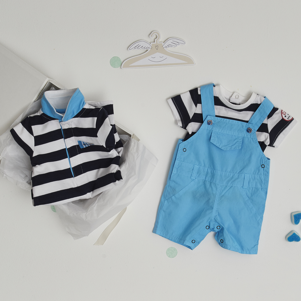 #Flatlays #baby #outfit by My First Dressing