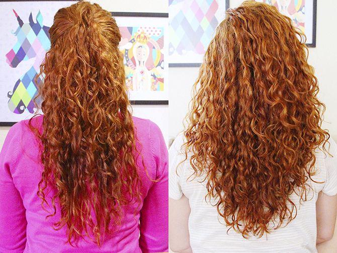 Pin Em Hair Curly