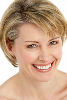 Choosing Hairstyles For Older Women Lovetoknow Fine Straight Hair Short Straight Hair Haircuts For Fine Hair
