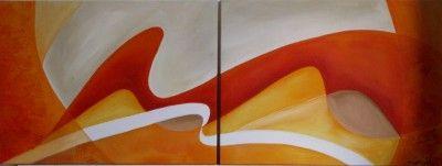 cuadros abstractos minimalistas dec colores
