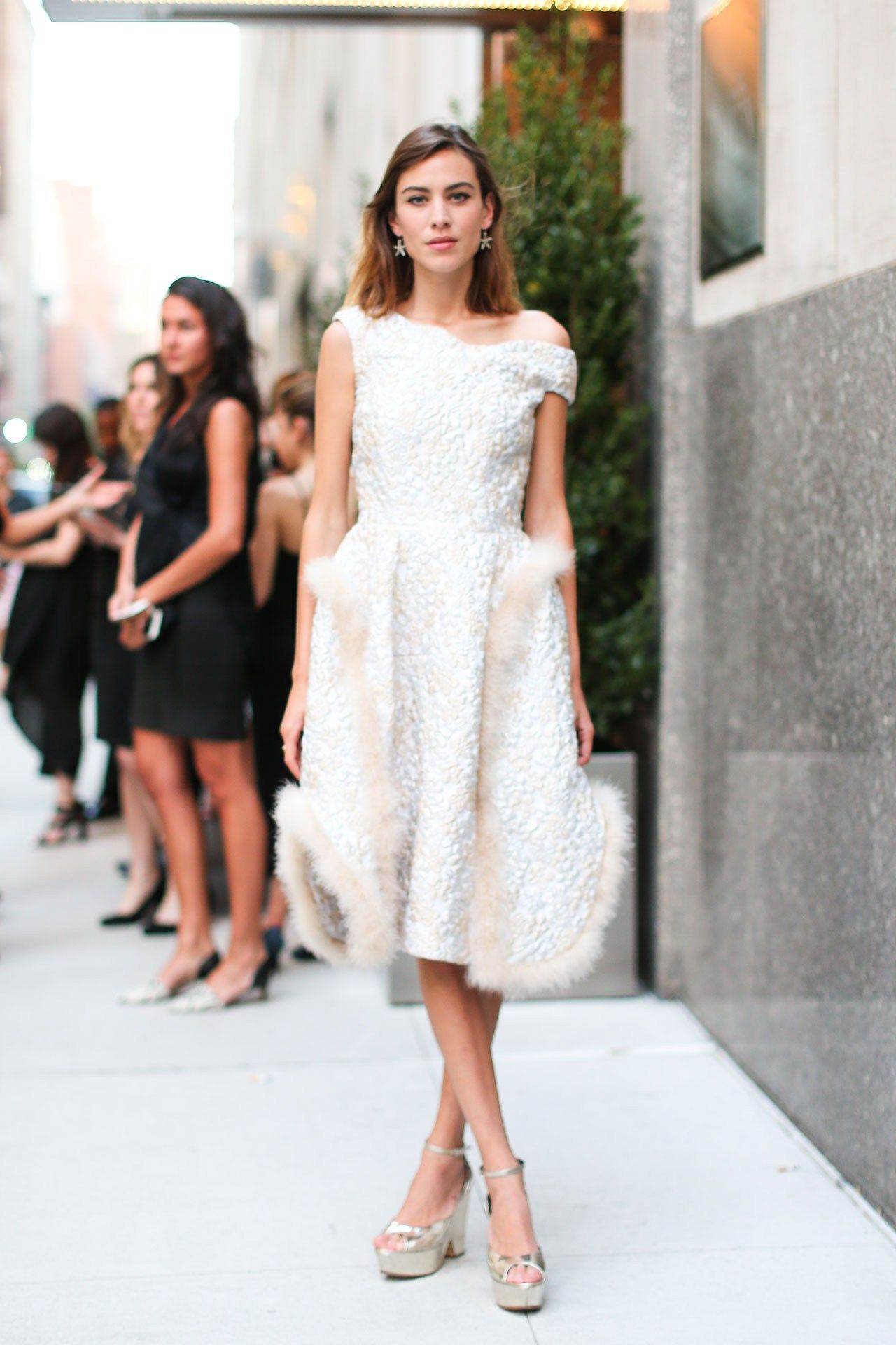 Alexa Chung. | Fashion | Pinterest | Moda la, Duendes y Alta costura