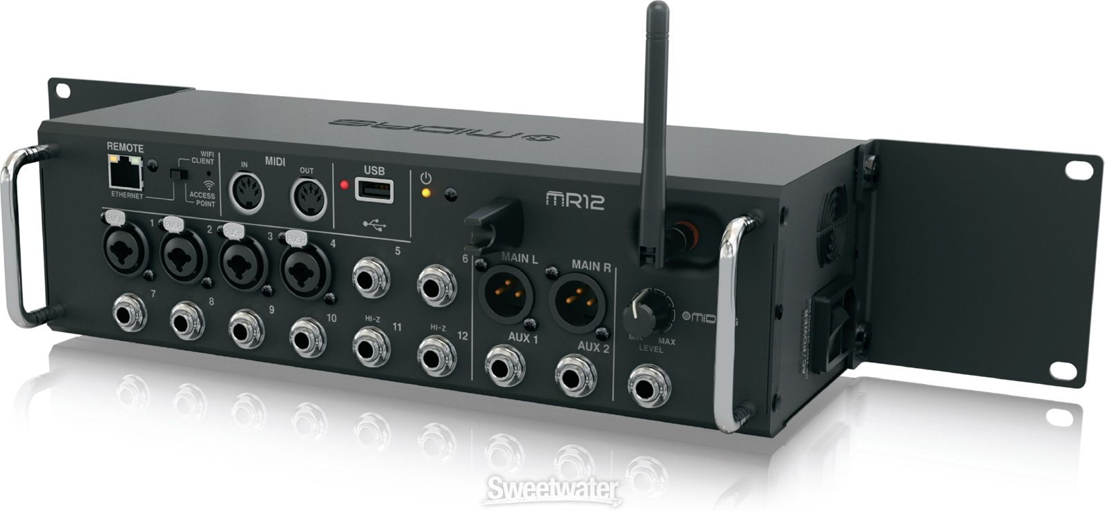Midas MR12 Tabletcontrolled Digital Mixer Apps for mac