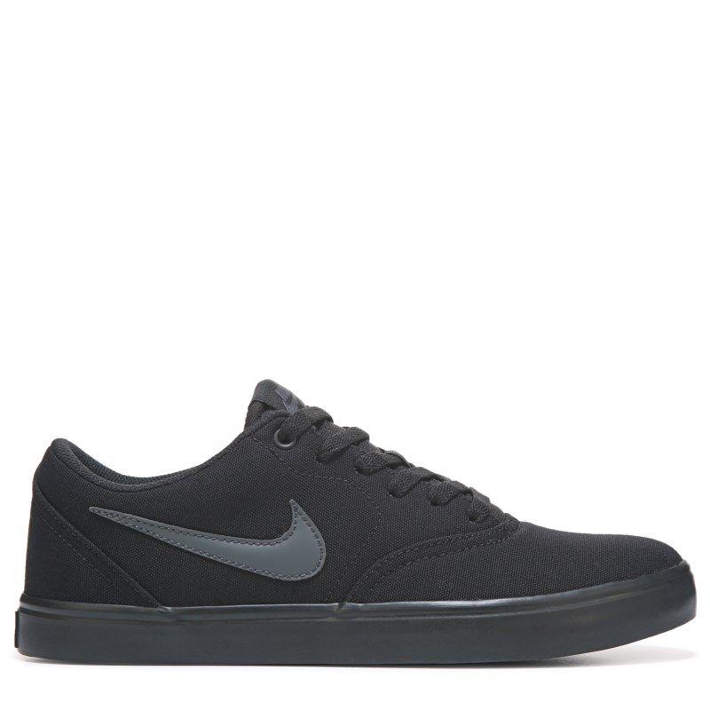 Men's Nike SB Check Solar Canvas Skate Shoe | Nike sb, Nike