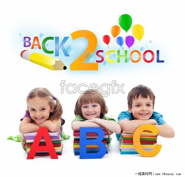 HD pictures of happy children | HD Photo | Back to school ...