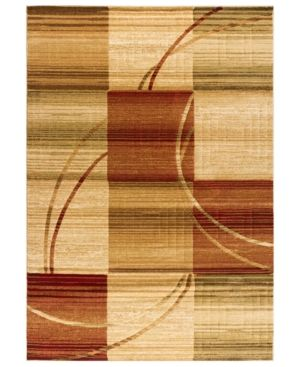 Closeout Kenneth Mink Area Rug Northport C101 Multi 2 3 X 7 7