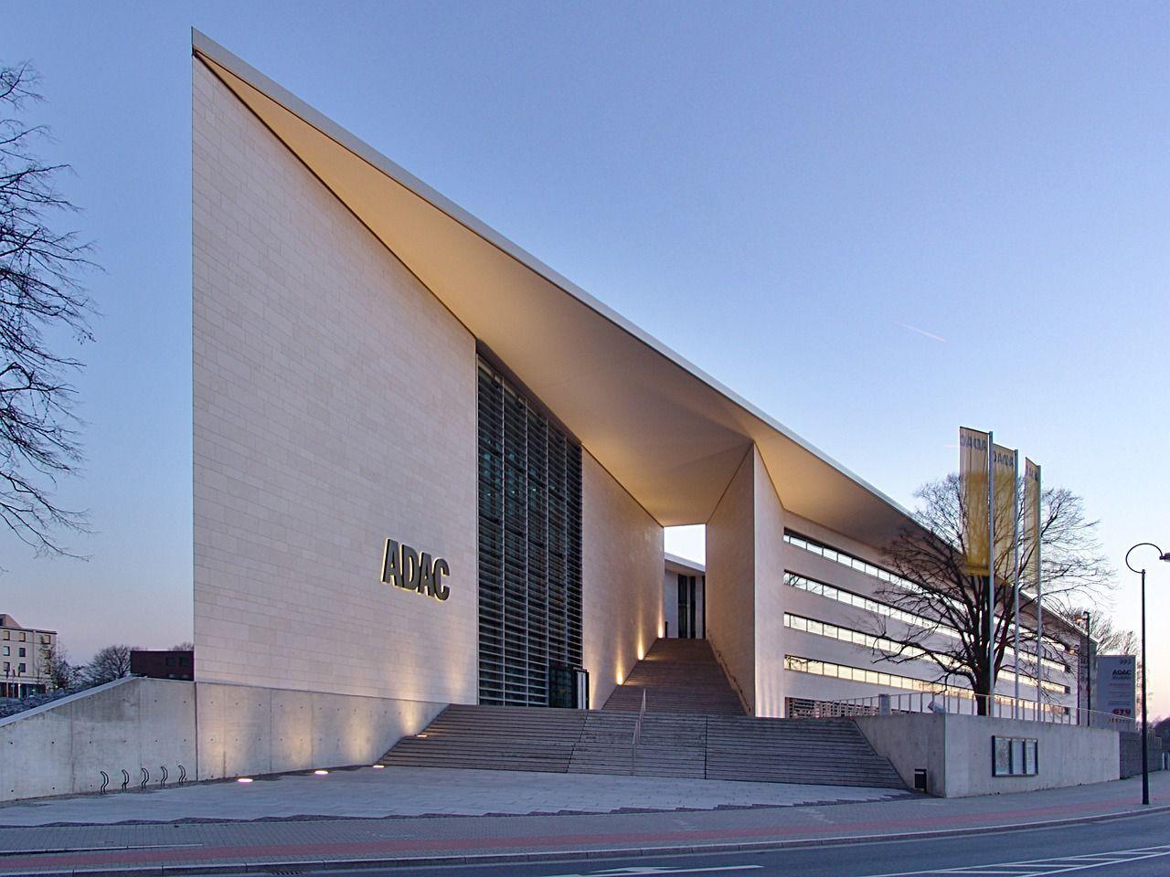 Die Architektur eines Gebäudes lässt sich auf viele