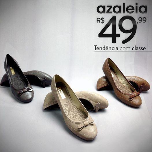 079ddf7e0 Sapatilha Azaleia de R$ 80,00 por R$ 49,99!!! COMPRE ONLINE ...