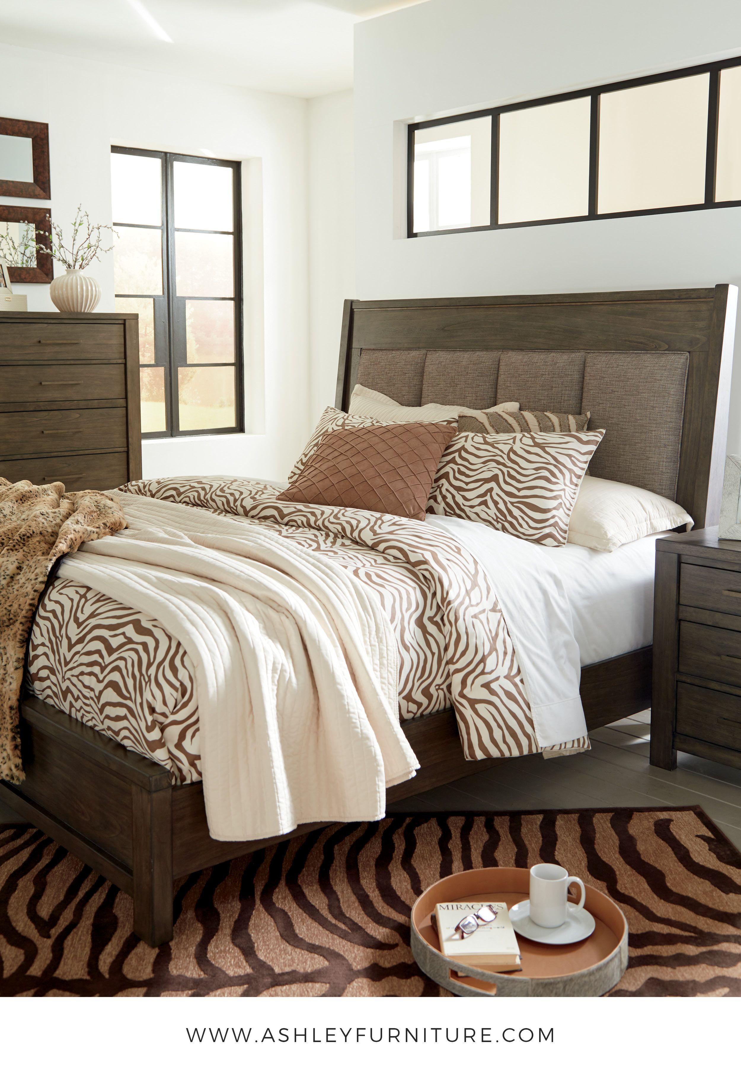 Camilone Bedroom Set By Ashley Furniture Boho Haven Bohemian