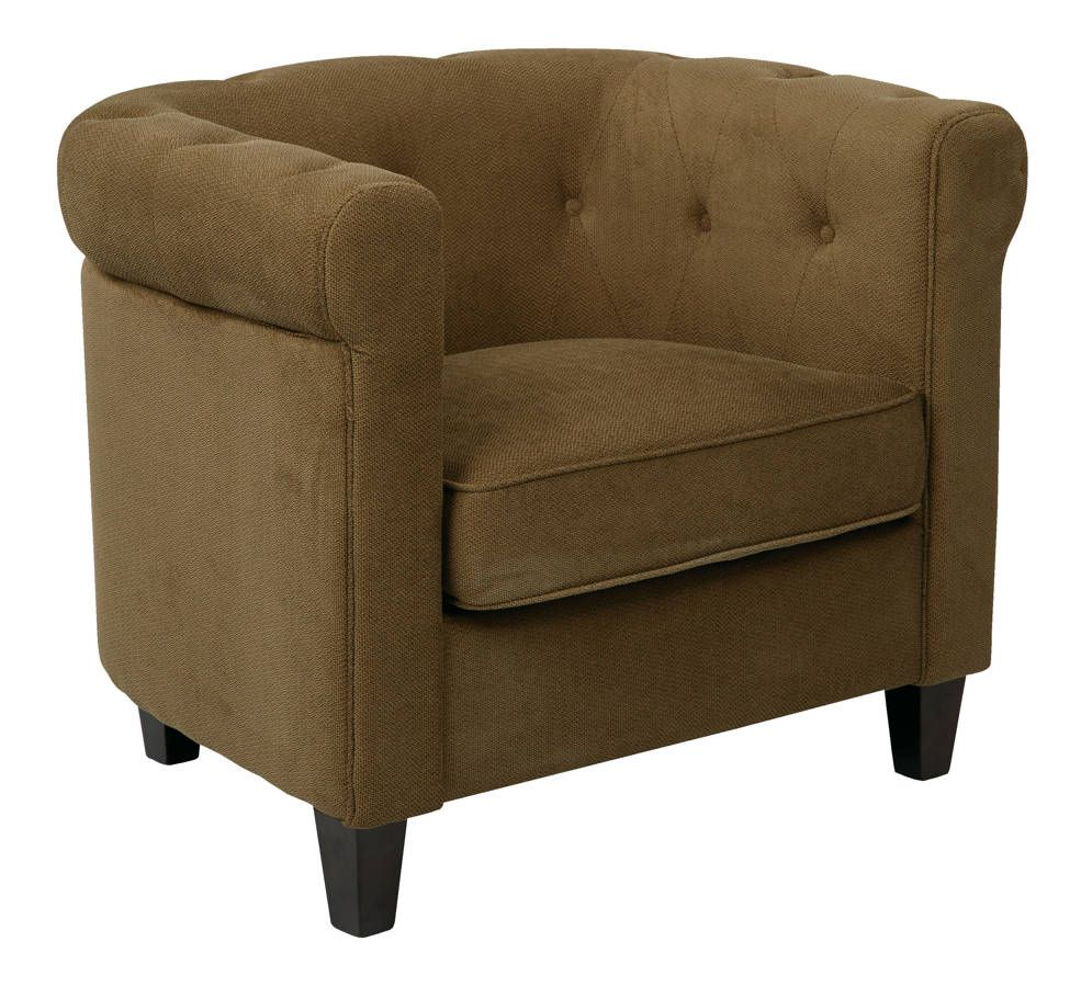 Best Inspired By Bassett Marianna Molasses Accent Chair 400 x 300