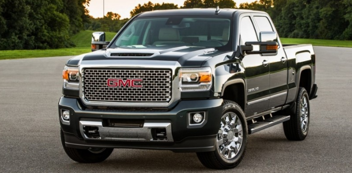 2021 Gmc Sierra 3500hd Denali Specs Engine And Exterior