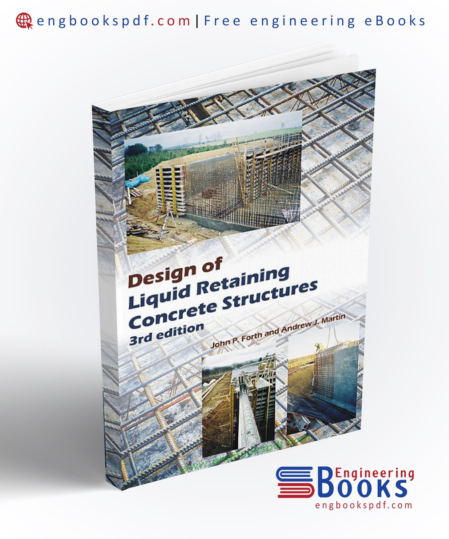 Download Pdf Of Design Of Liquid Retaining Concrete Structures For