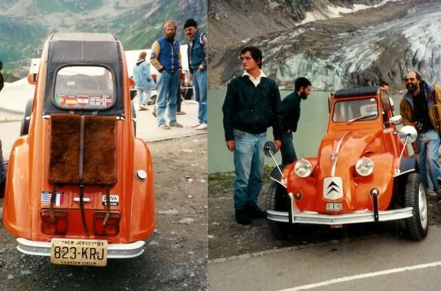 image 9 me rencontre mondiale des amis de la 2cv en suisse en 1991 blog de ma 2cv citrobelle. Black Bedroom Furniture Sets. Home Design Ideas