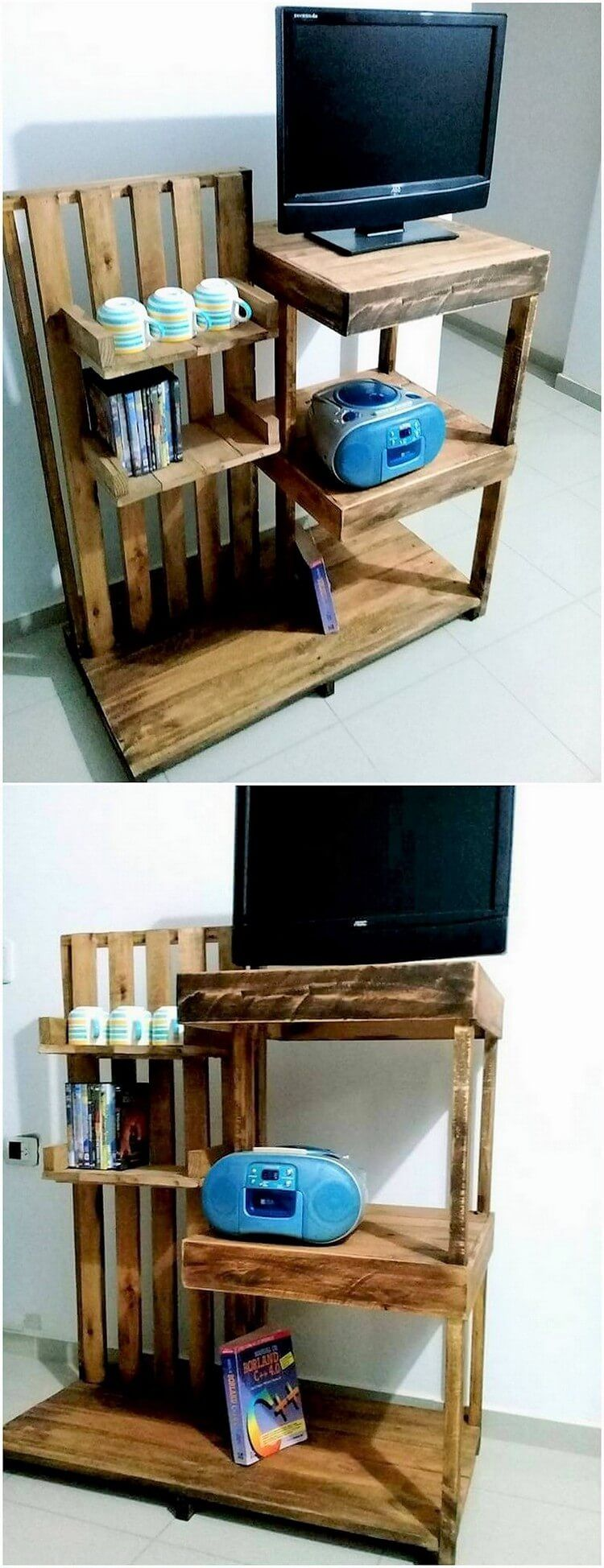 If you have some extra wood pallet