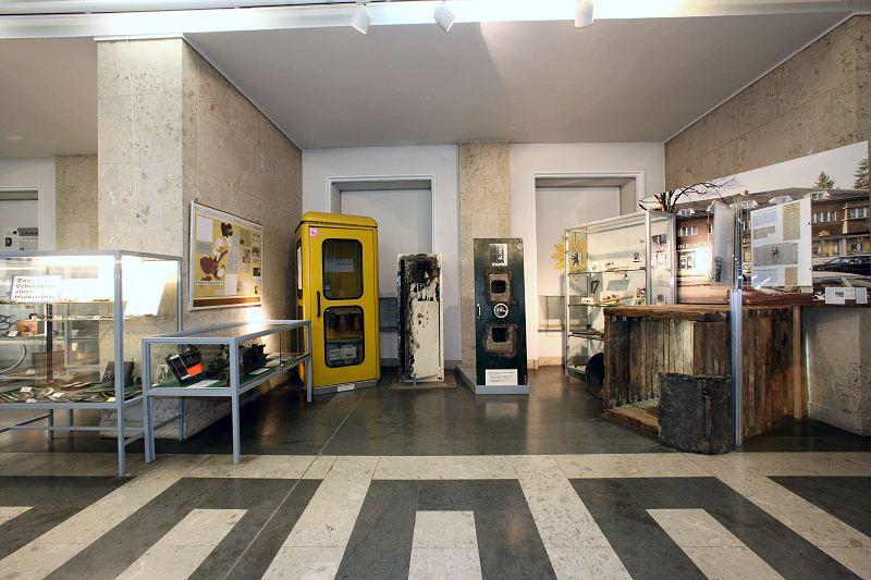 Ausstellungsraum (Bild: Polizei Berlin)