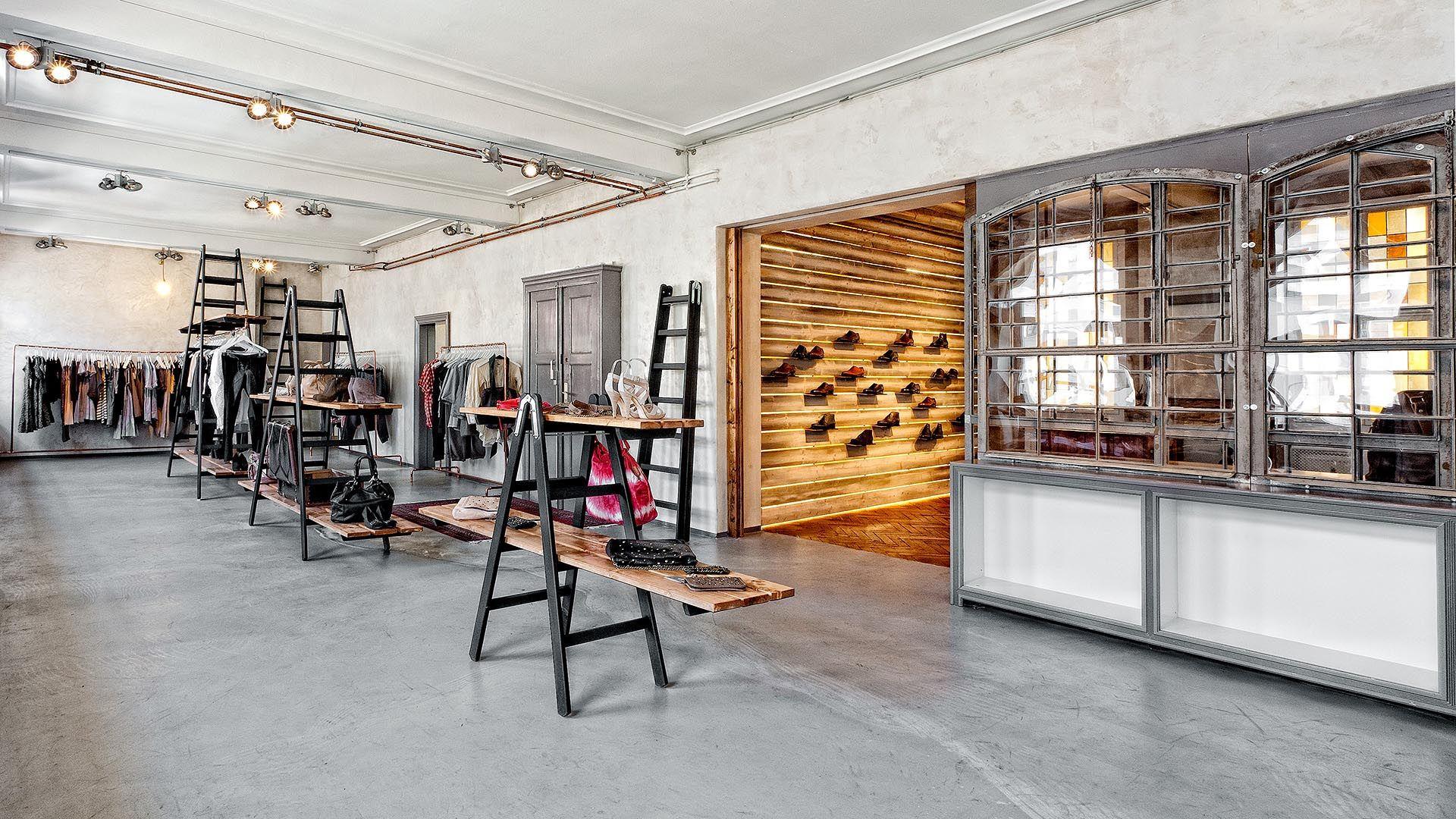 Shusta concept store