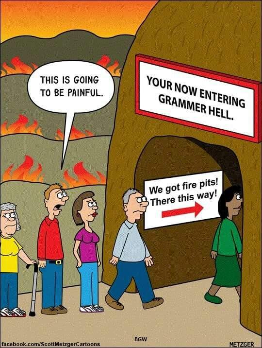 Gram. Hell