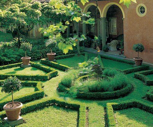 Gardens : Interiors + Inspiration : Architectural Digest