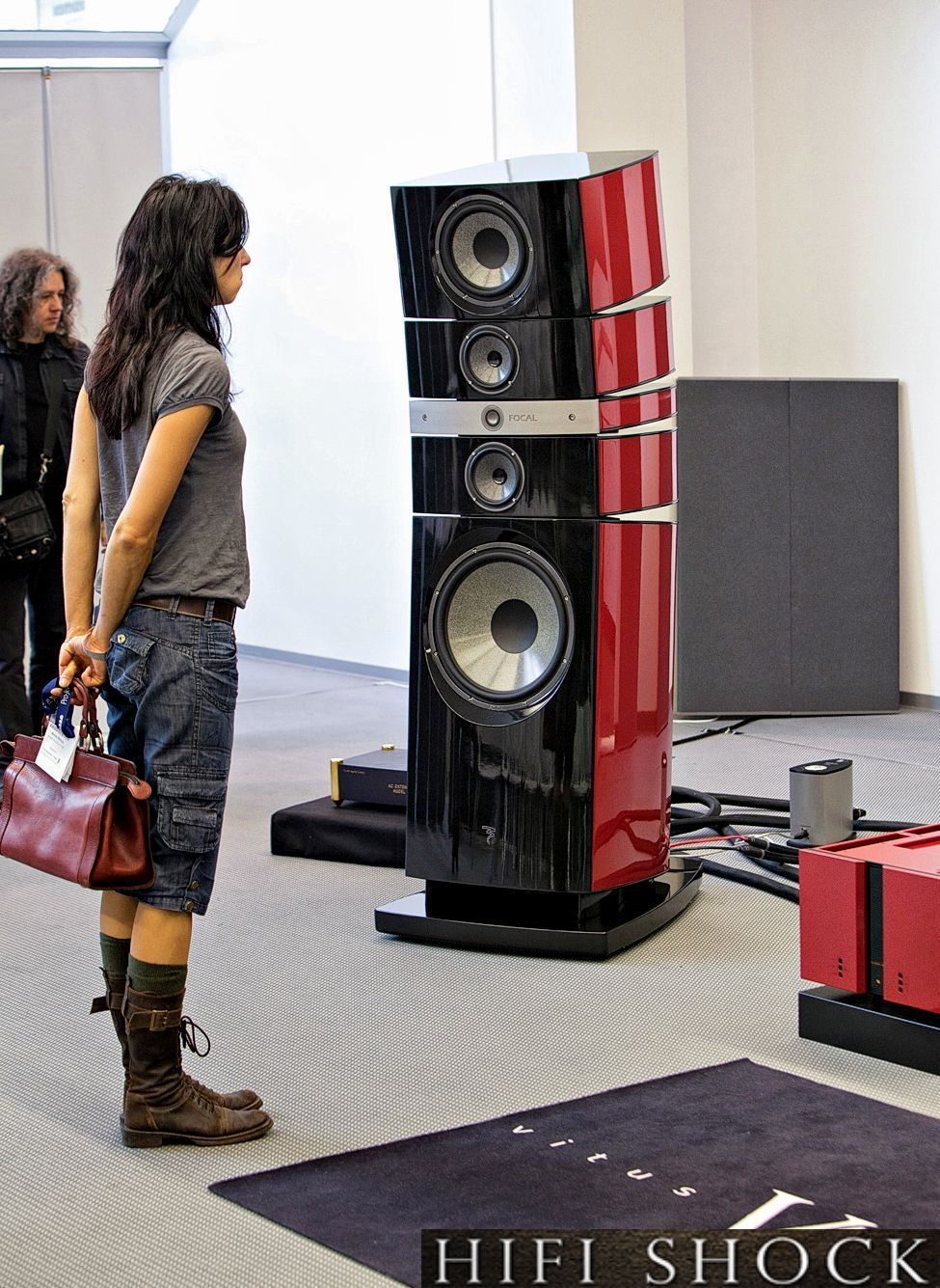focal grande utopia - Google Search | Audio | Speaker stands