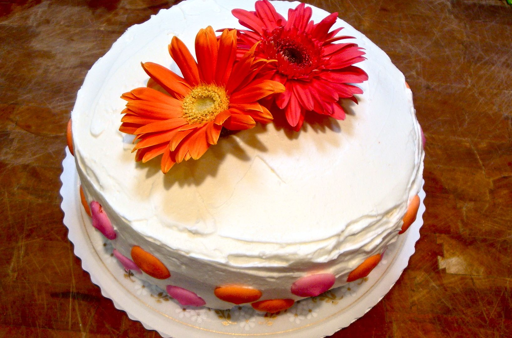 Birthday Cake Filling Could Be Anything From Berries And Cream To