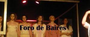 Foro de Baires | Medio Digital Porteño