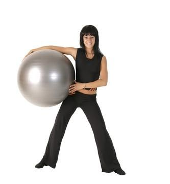 the swedish ball is more commonly called a swiss ball