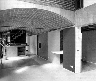 Casa jaoul le corbusier materialidad ladrillo - Casas de le corbusier ...