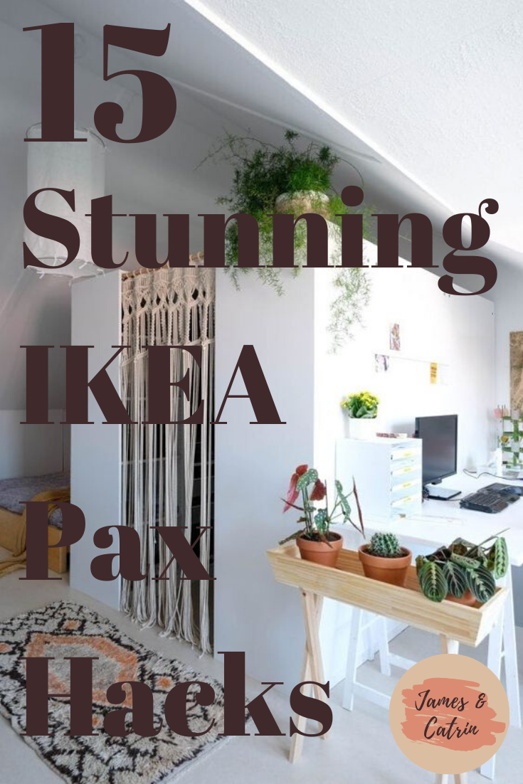 The Ikea Pax Is A Great Basic Wardrobe From Which You Can