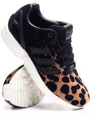 adidas zx flux leopard animalier