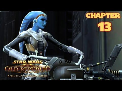knights of the fallen empire light sith inquisitor chapter 13