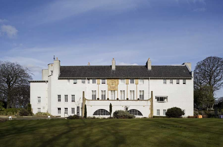 Charles Rennie Mackintosh - House for an Art Lover, # ...