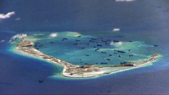 Descubren El Agujero Azul Más Profundo Del Mundo En El Mar De La China Meridional Foto Es Rt Com 4l5p Actualidad South China Sea Spratly Islands South China