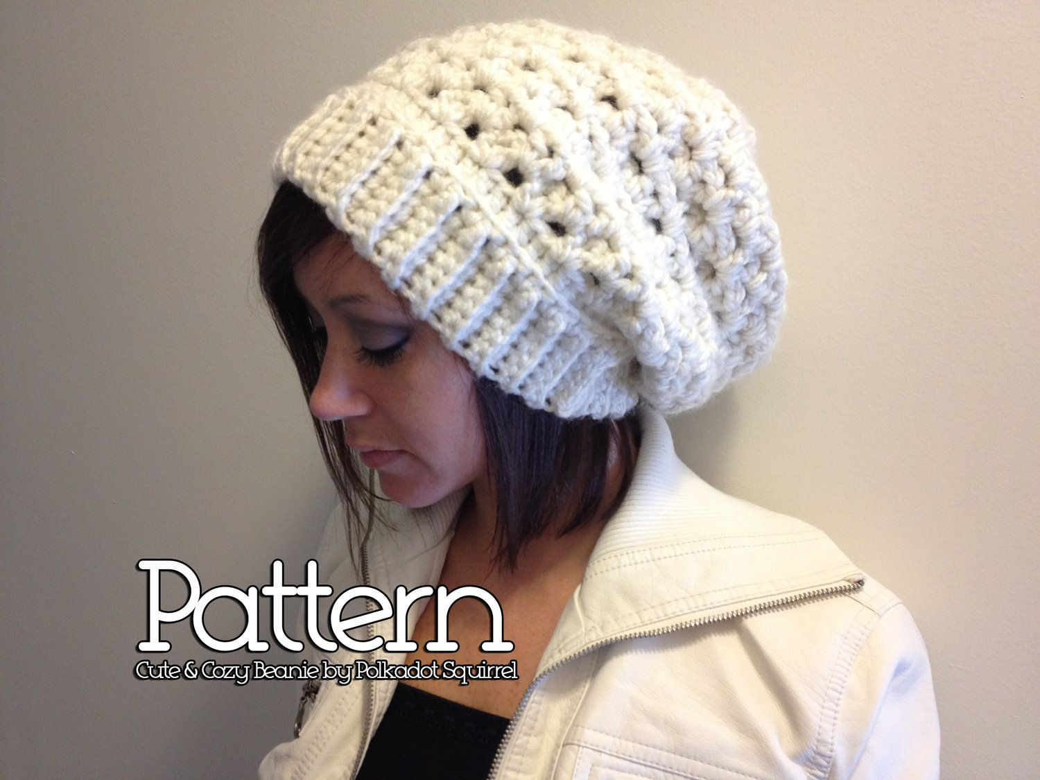Crochet+Beanie+Patterns+for+Beginners   ... .comPATTERN to make a ...