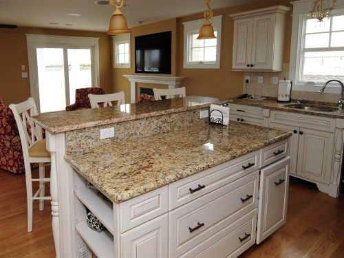 Kitchen Islands With Breakfast Bar | Cool Large Island Kitchen Pictures |  Killer Kitchen And Bath