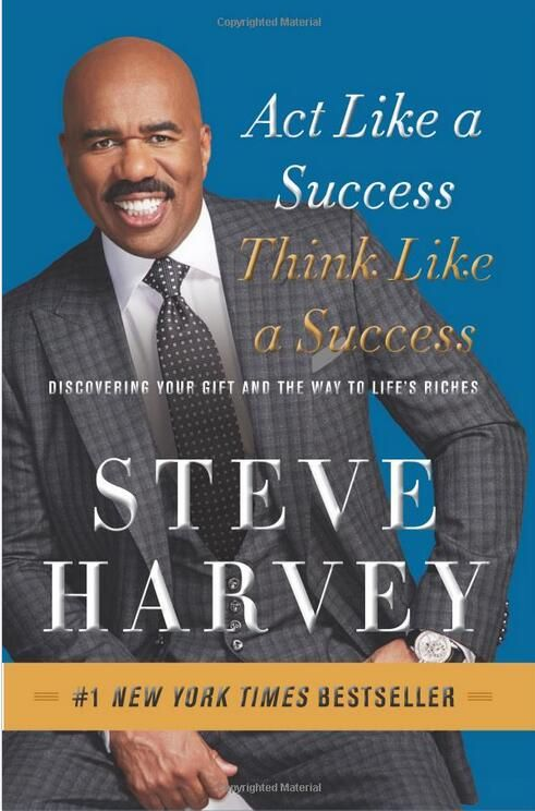 Ali Theking Twitali1 Twitter ستيف هارفي Steve Harvey مبدع وهذا كتاب له يستحق القراءة Success Books Steve Harvey Good Books