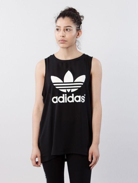 864e8845dd5 Loose Trf Tank - adidas Originals | Women's