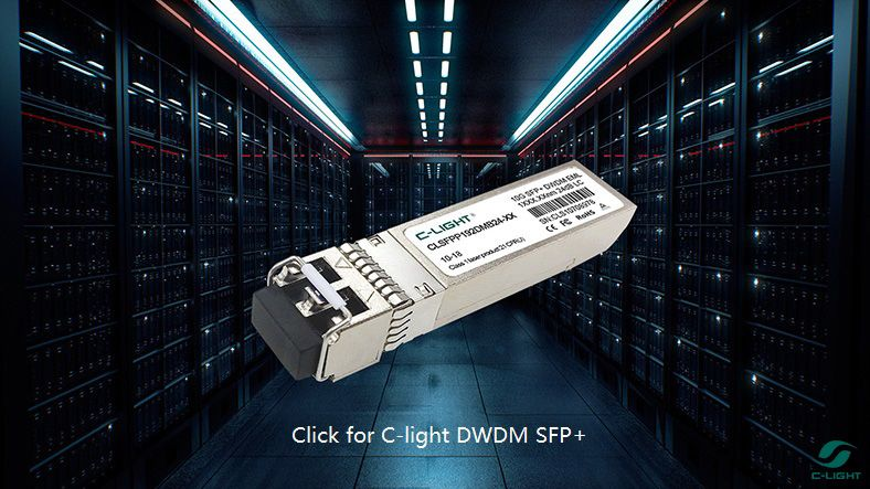 C Light Sfp Optical Transceiver Module