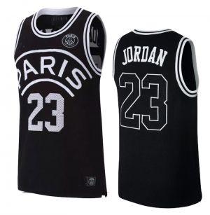 2a07685dc PSG 2018-19 Top Jordan Basketball Jersey  M800