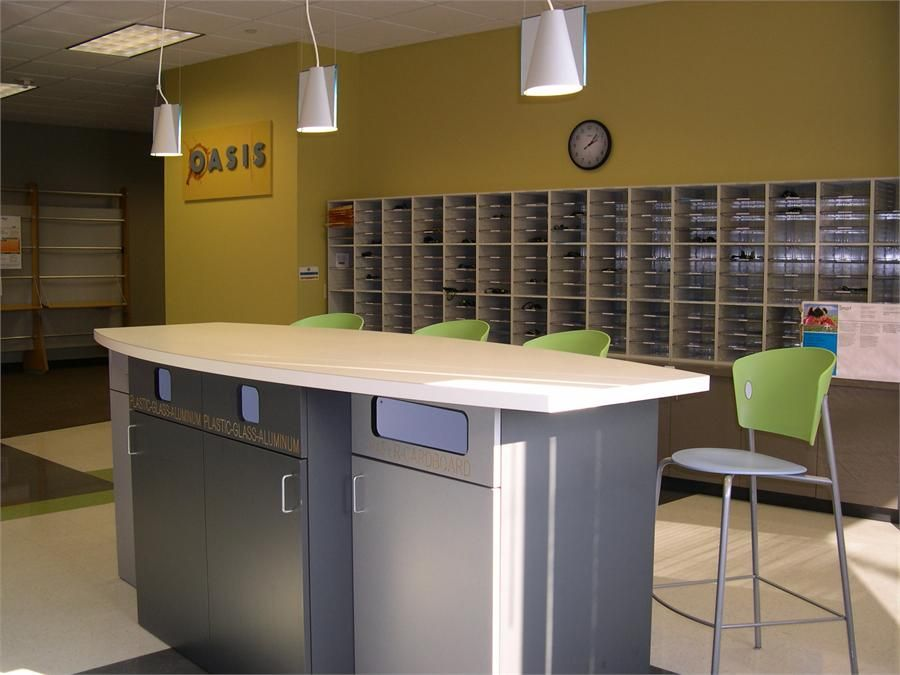 Corporation Mailroom