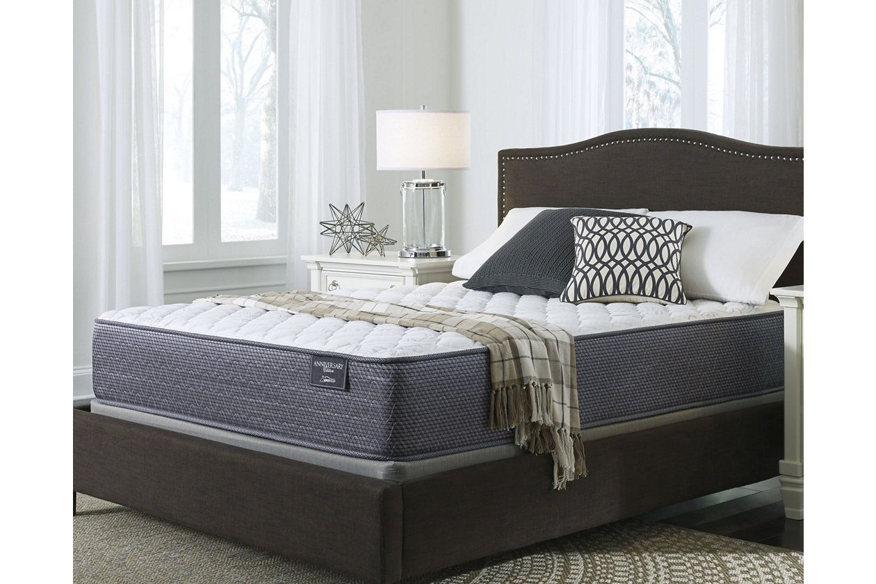 Anniversary Edition Firm Queen Mattress Ashley Furniture